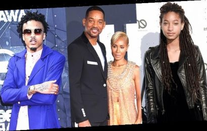 'Red Table Talk': Willow Smith Admits She's 'So Proud' Of Parents' August Alsina 'Entanglement' Reveal