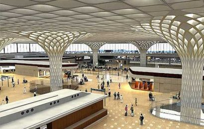 Adani's ambitious plans for Mumbai airport
