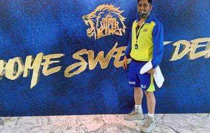SEE: Dhoni and CSK gear up for IPL