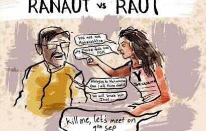 Dom's Take: Ranaut vs Raut