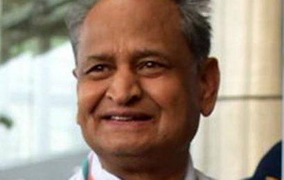 Farm Bills passed in Parliament in shameful manner, says Ashok Gehlot