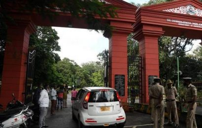 'Banning traffic inside Cubbon Park will not have major impact on adjoining roads'