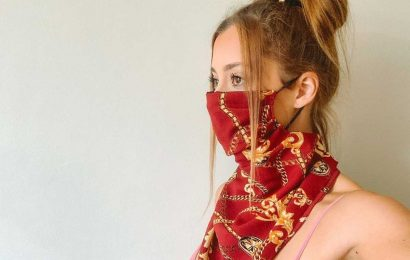 Wow! Check out these scarfmasks!