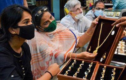 Gold ETFs log inflows for fifth straight month amid pandemic