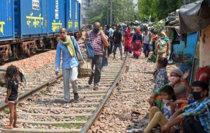 Threat of demolition still hounds 300,000 Delhi slum-dwellers