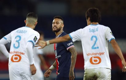 PSG 'strongly supports' Neymar over racist abuse complaint