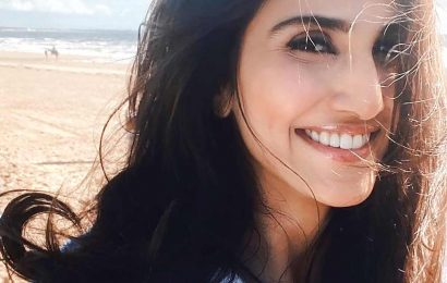 What makes Vaani Kapoor happy?