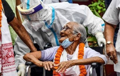 Covid-19 | 100-year-old woman beats virus in Assam