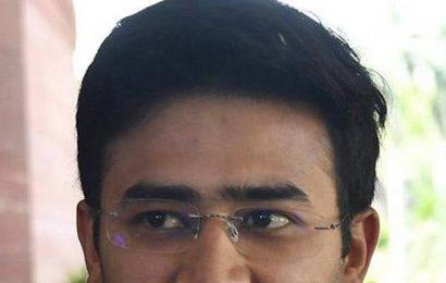 Bengaluru has become epicentre of terror activities: Tejasvi Surya