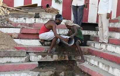 Mylapore, Vadapalani temple tanks linked to stormwater drains