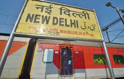 Adani, GMR among 20 firms keen on rebuilding New Delhi railway station