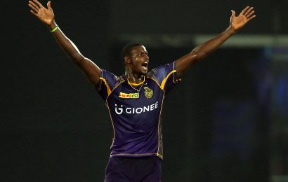 Marsh out of IPL with injury; Holder named replacement