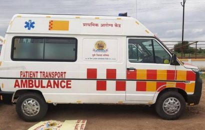 In a first, Pune's gram panchayats pool underutilised funds to buy ambulances
