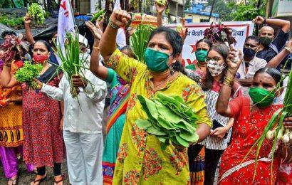 'MVA govt. opposed to enacting farm, labour Bills'