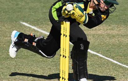 Australia's Alyssa Healy breaks Dhoni's record!