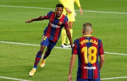 Fati shines as no more 'Messidependencia' at Barca