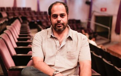 To a world devastated by Covid, award-wining Pune director brings a performance on death and loss