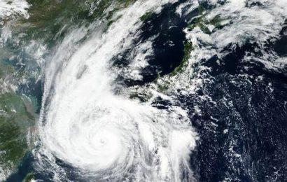 Typhoon Haishen threatens South Korea after battering Japan