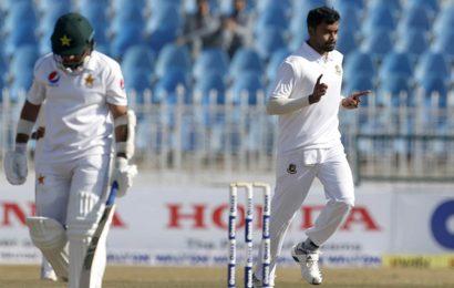 Bangladesh pacer Abu Jayed tests positive for Covid-19 before Sri Lanka tour