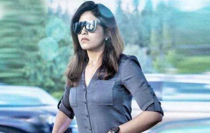 Anjali toughens up for 'Nishabdham'