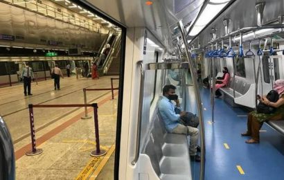 Bengaluru Metro resumes services after a gap of over 150 days