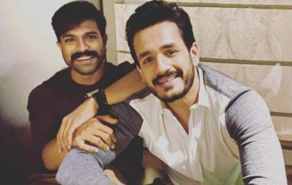 Big Twist! Ram Charan behind Akhil and Surender Reddy film