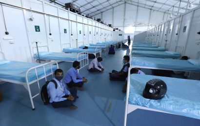 PMC deputes officers at private hospitals treating Covid-19 patients to monitor bed status
