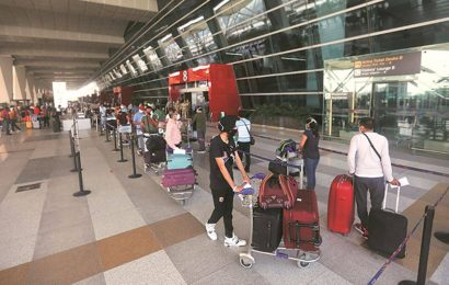 For Rs 5,000, international passengers can now opt for COVID-19 test, waiting lounge at Delhi airport