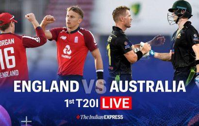 England vs Australia 1st T20I Live Cricket Score Updates: Clash of titans