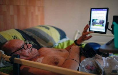 Frenchman with incurable disease to livestream his death
