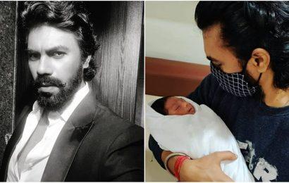 Gaurav Chopraa shares first photo of son Prince, calls him 'miraculous blessing'