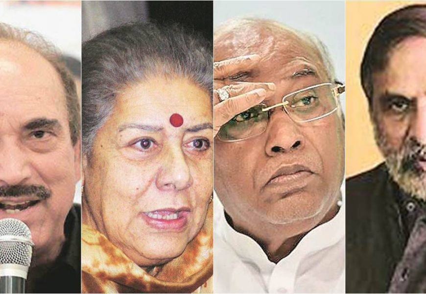Congress organisational reshuffle: Give some, take some, Sonia Gandhi leaves both sides 'satisfied'