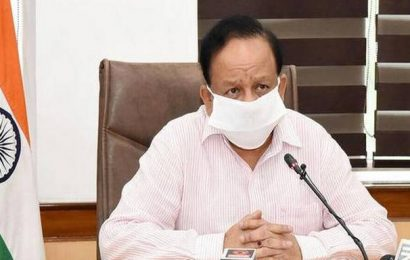 Coronavirus | Targeting to bring down mortality rate to less than 1%: Health Minister