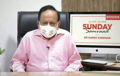 India far from achieving herd immunity against Covid-19, ICMR probing reinfection cases: Harsh Vardhan