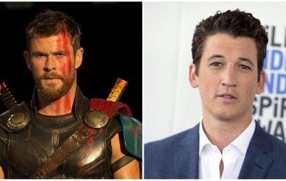 Chris Hemsworth, Miles Teller to headline Netflix film Spiderhead
