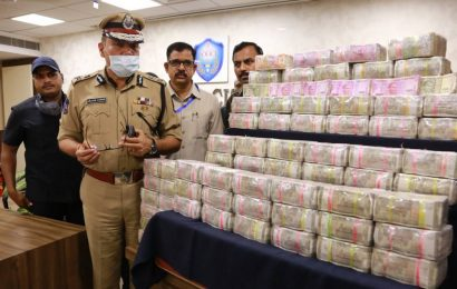Cash worth Rs 3.75 crore seized by Hyderabad police, four held