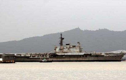 Destination Alang, INS Viraat sets sail for the last time