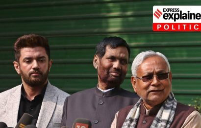 Explained: The LJP-JDU problem in Bihar, and how it could impact political alignments in the near future