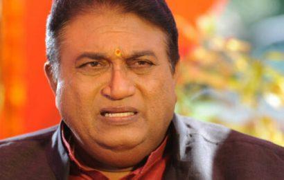 Actor Jayaprakash Reddy Dies Of Heart Stroke