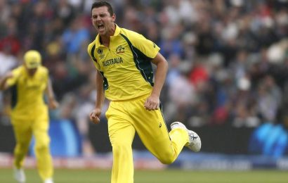 CSK's Covid-19 outbreak 'a little bit of a concern' for Josh Hazlewood