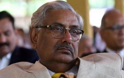 Justice Arun Mishra cites COVID-19 to skip Supreme Court farewells