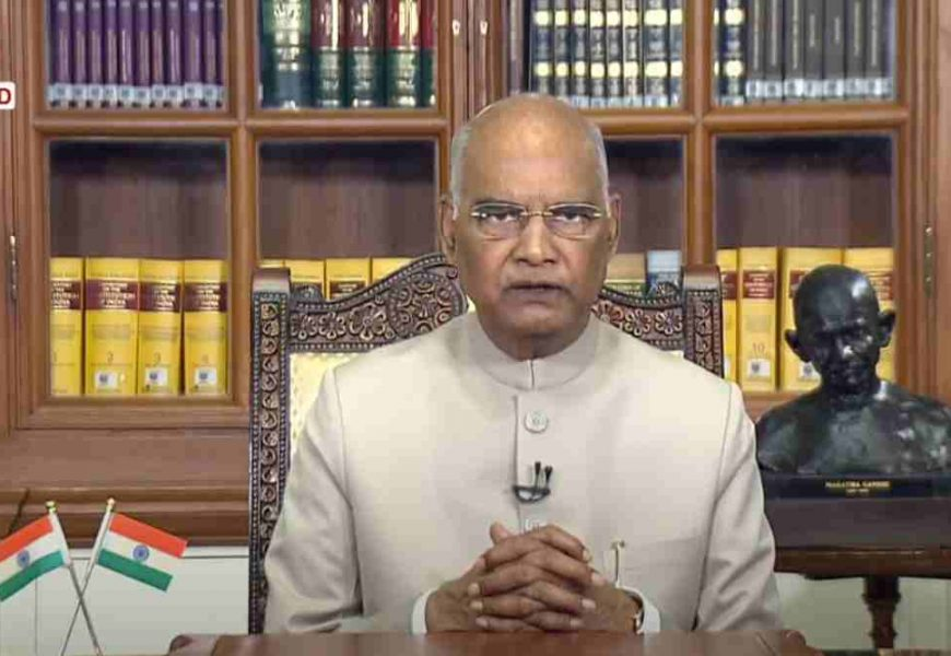 Make Jammu and Kashmir hub of knowledge, innovation by implementing NEP: President Kovind