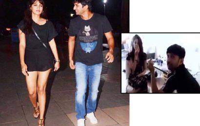 Leaked! Rhea Chakraborty– Sushant Singh Raput smoking video