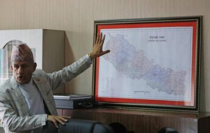 Nepal introduces new text books with revised map incorporating Indian areas