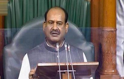 Parliament proceedings | Lok Sabha Speaker Om Birla asks members to remain seated while speaking