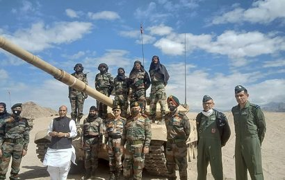 Indian Army fully geared to fight full-fledged war in eastern Ladakh: Northern Command