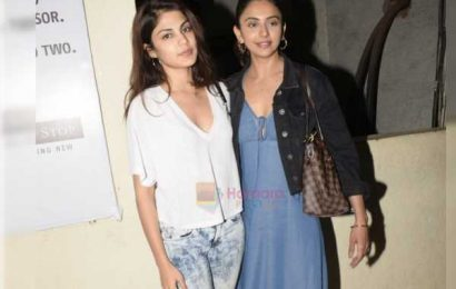 Rakul Preet Singh confesses chats between her and Rhea Chakraborty over drugs