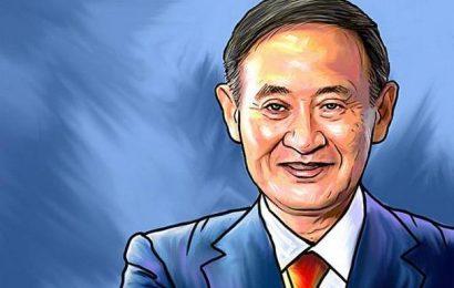 Yoshihide Suga — the self-made Prime Minister