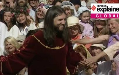 Explained: Who is Sergei Torop, the Jesus 'reincarnation' arrested in Russia