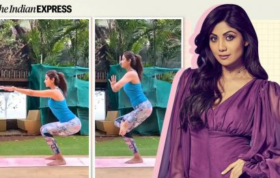 Watch: Shilpa Shetty's morning routine is fitness goals